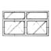 Window-Top Hung Window